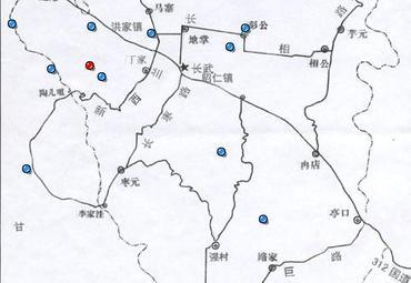 【咸阳地图】咸阳全图查询_2016中国陕西咸阳电子地图