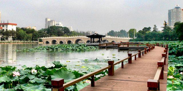 南通风景图片