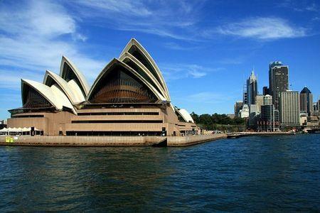 <澳大利亚悉尼+墨尔+黄金海岸+凯恩斯8日游>含4城,24人以下小团,4段境内机票,4星酒店,中文司机兼导游,可安排3人房,0购物