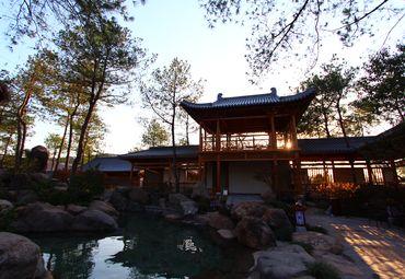 唐风温泉图片
