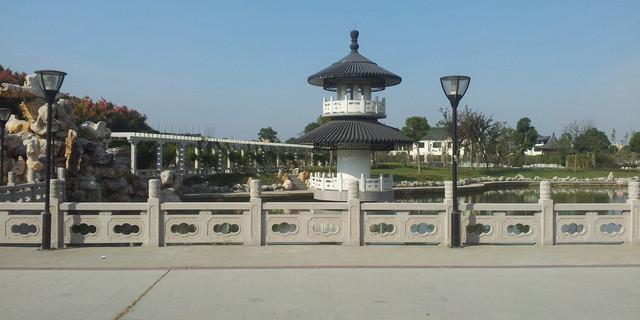 海安县风景图片