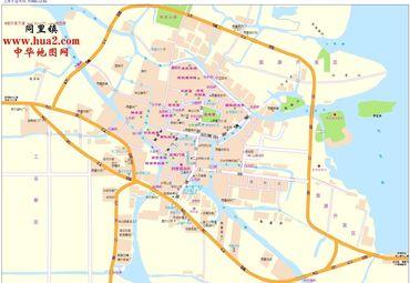 【同里古镇地图】_同里古镇在哪里_同里古镇怎么走