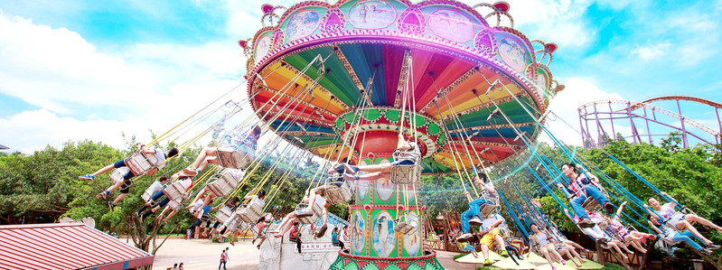 长隆鳄鱼公园 广州鳄鱼公园是长隆集团精心打造的又一大型主题公园,于