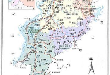 【池州地图】池州全图查询_2018安徽池州电子地图下载图片