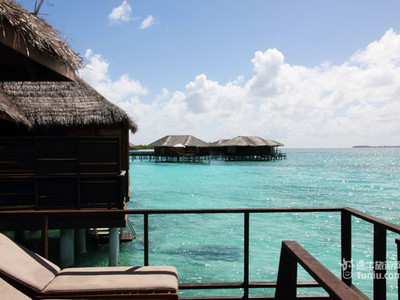 满月岛_Sheraton Maldives Full Moon Resort & Spa_风景7