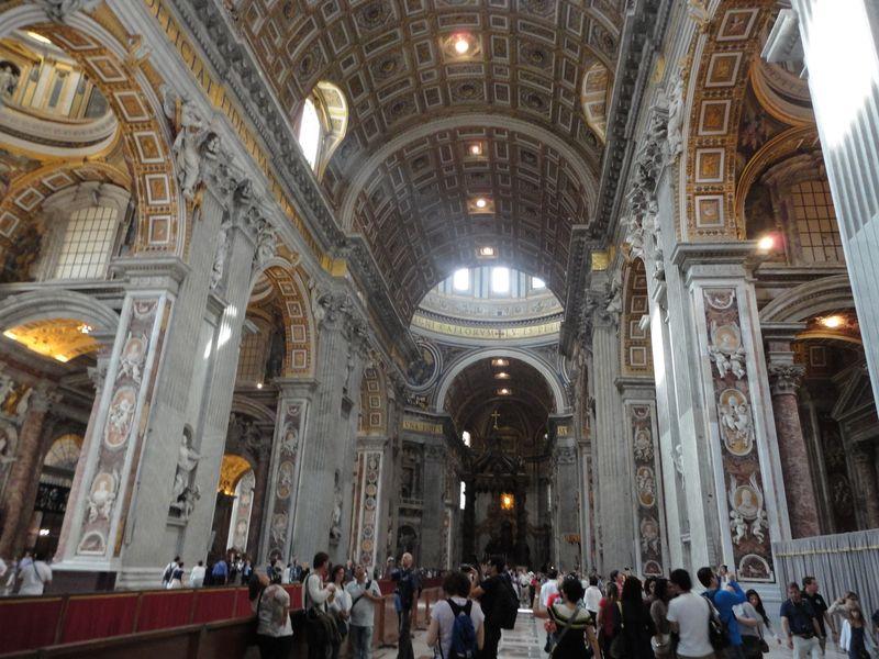 梵蒂冈旅游图片