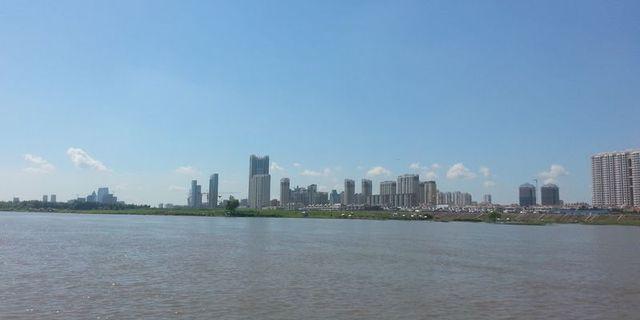 哈尔滨太阳岛风景区风景图片