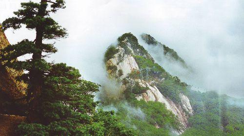 山姬之实第一卷_抵达景区后游览国门第一名山——凤凰山风景名胜区(游览时间约6小时)