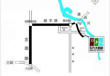 【顺义区地图】顺义区全图查询_2018北京顺义区电子