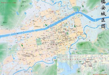 有没有好的地图网, 杭州的方便坐公交 ,很详细的