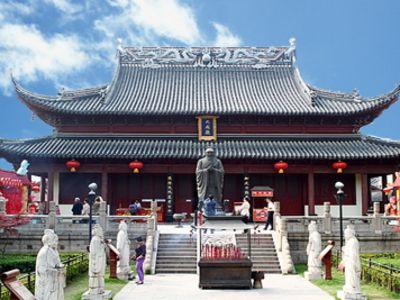【2018】南京夫子庙大成殿旅游攻略_南京夫子厦门南昌攻略到旅游图片