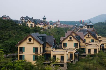 北京-天津-成都双飞5日游伊斐墅别墅图片