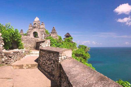 成都-巴厘岛华美达5晚7日自助游,海边4星,高性价比,2