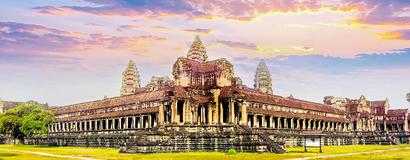 越南-柬埔寨7晚8日游6219元起