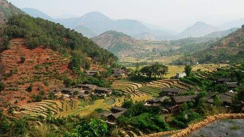 高山旅游景观设计