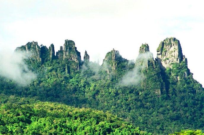 七仙岭温泉国家森林公园旅游 图 七仙岭温泉国家森林公园