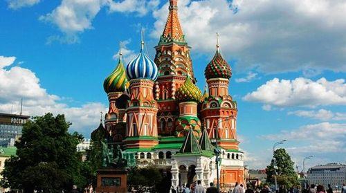 俄罗斯+阿联酋迪拜9日游