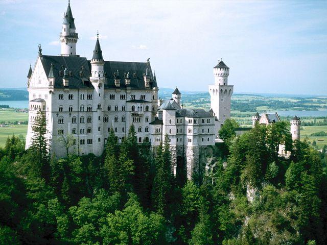 <德国-法国10晚12日自由行>两国连线,慕尼黑进巴黎出,含首晚酒店,行程灵活,自行搭配您的浪漫之旅