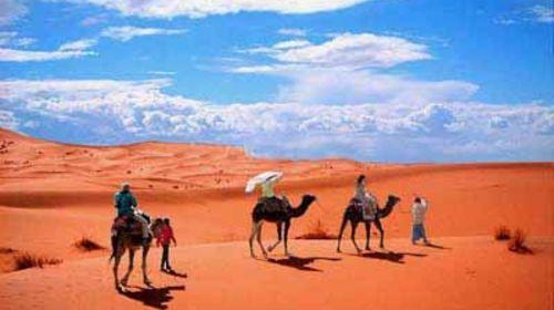 摩洛哥+卡塔尔13日游
