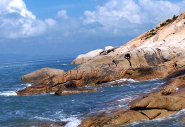 沙洲岛景观