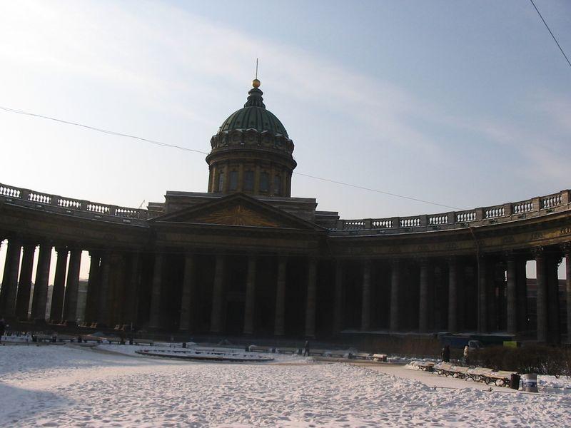圣彼得堡圣彼得堡旅游图片