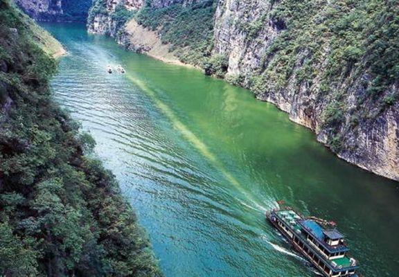 重庆巫山风景图片