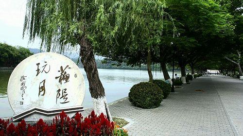 琴韵小广场景观设计