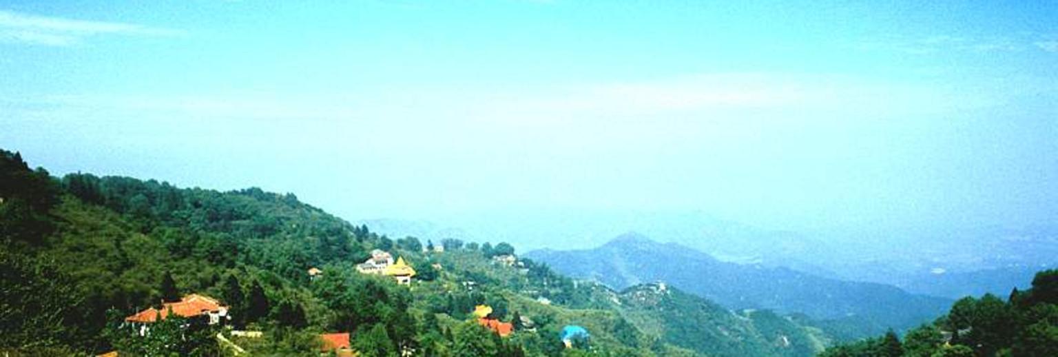 莫干山美景1
