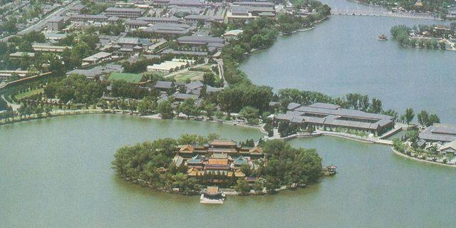 【中南海图片】西城风景图片_旅游景点照片_途牛