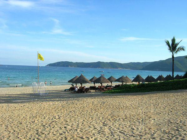 大东海沙滩