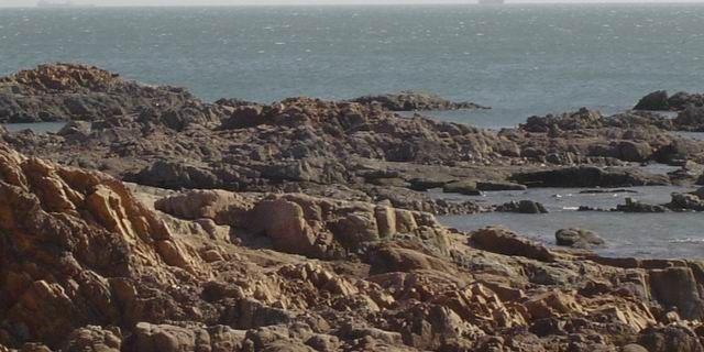 养马岛风景图片