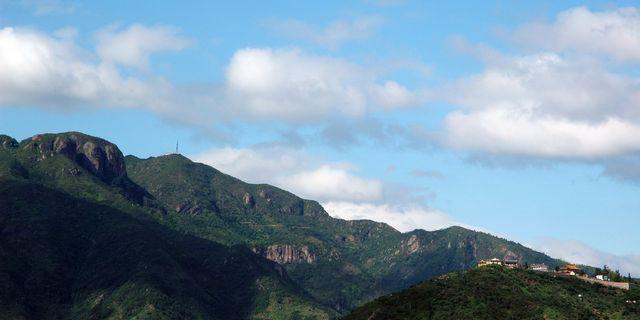 台州温岭方山风景图片图片