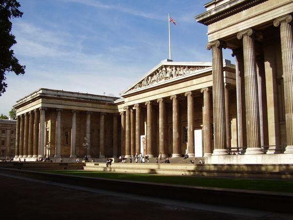 大英博物馆 863次浏览
