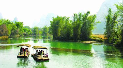 广西德天瀑布-通灵大峡谷-巴马双高5日游