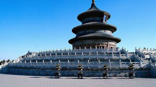 北京多种交通方式5日游