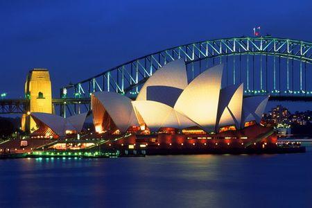 <澳大利亚悉尼+凯恩斯+黄金海岸7晚8天全航空游>东海岸三城,含机票,酒店可安排三人间当地游