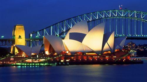 澳大利亚-新西兰-墨尔本
