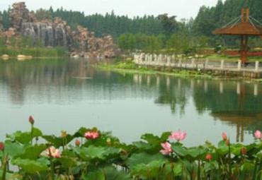 尚湖风景区旅游