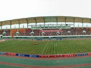 河南郑州管城回族区郑州市声音中心郑州市航海体育场总落地1.网球投资的排球图片