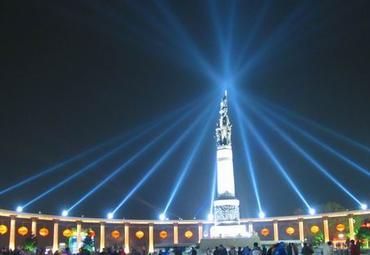 防洪胜利纪念塔
