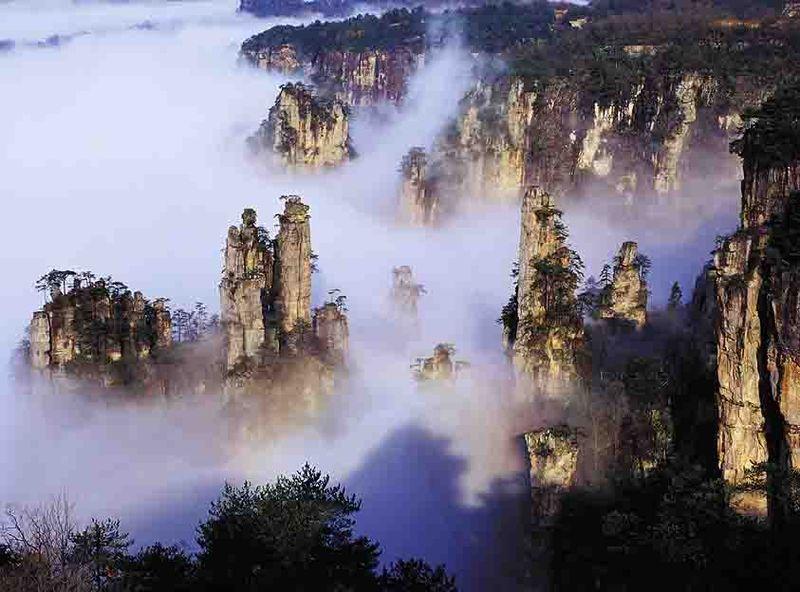 黄狮寨旅游 图 黄狮寨风景区3