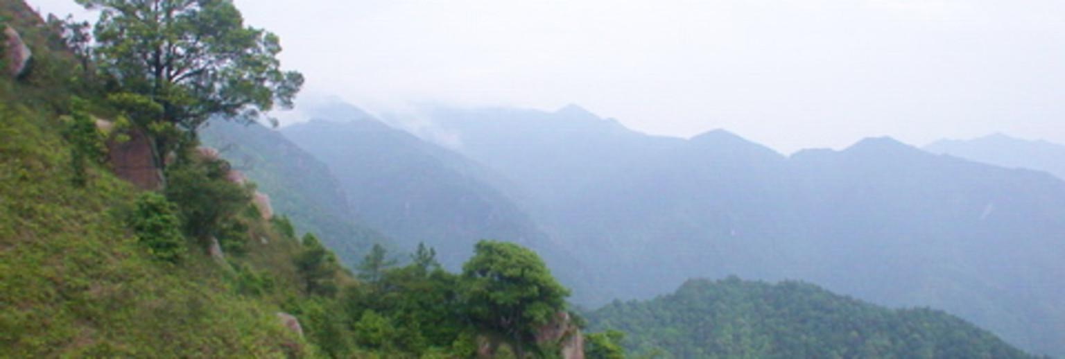 天井山旅游攻略