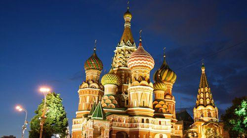 俄罗斯莫斯科+圣彼得堡8-9日游