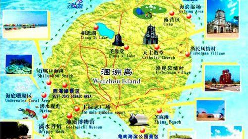 南宁-北海-涠洲岛-桂林-阳朔双卧8日游>广西全景,偷闲海岛,懒人半