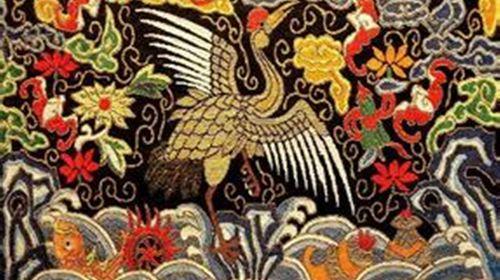 蜀锦和蜀绣都是在蜀地孕育而生的历史悠久的传统技艺,作为中国丝织图片