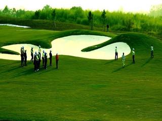 高尔夫 滁州琅琊山 高尔夫 漂流自驾2日定制游  高清图片