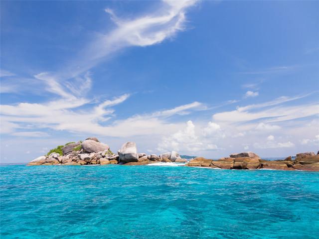 【泰美斯米兰,只开半年】<普吉斯米兰群岛2天1晚游>Seastar船公司,空调船上屋/帐篷/空调小木屋可选