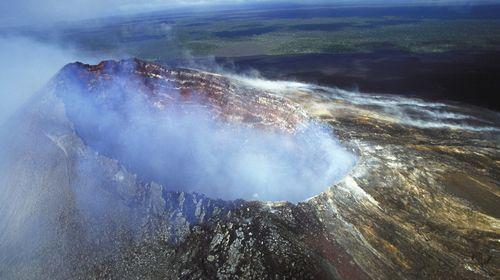 夏威夷火山岛