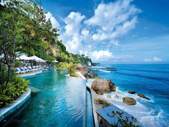 巴厘岛5晚7日游>畅游双岛恋,巴厘+蓝梦出海,海边酒店