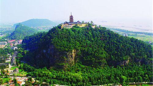 狼山风景名胜区是江苏省六大风景名胜区之一,国家aaaa级风景